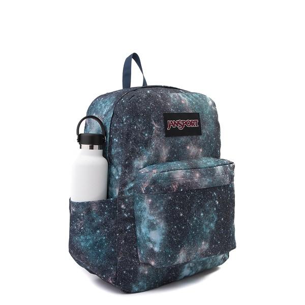 alternate image alternate view JanSport Superbreak Plus Backpack - Galactic OdysseyALT4B