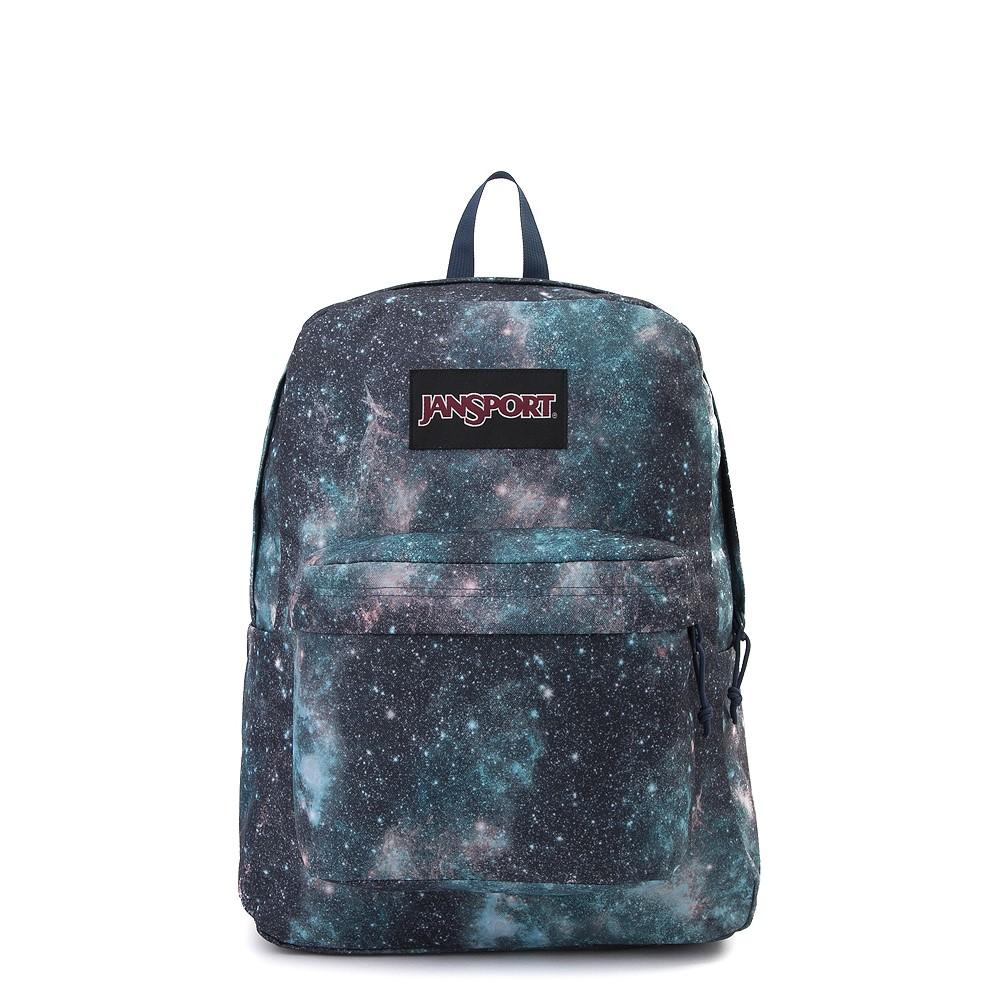 JanSport Superbreak Plus Backpack - Galactic Odyssey