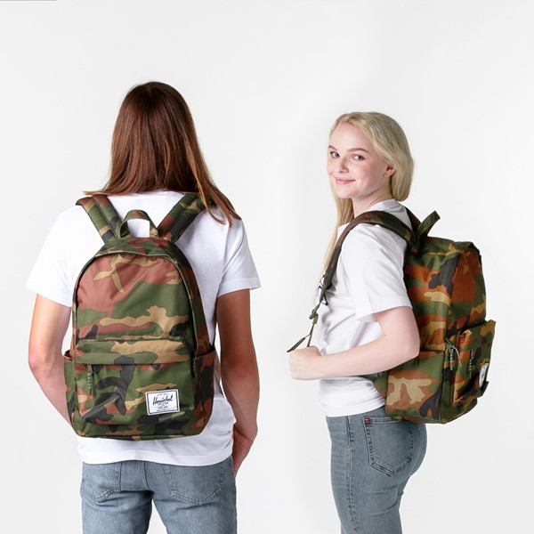 alternate image alternate view Herschel Supply Co. Classic XL Backpack - Woodland CamoALT1BADULT