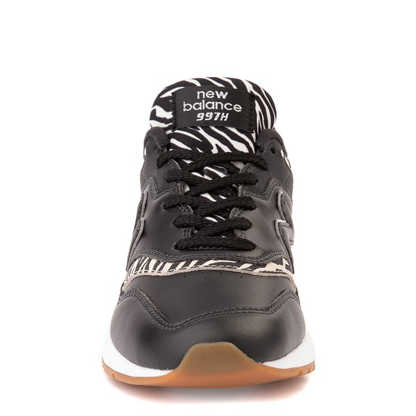 alternate image alternate view Womens New Balance 997H Athletic Shoe - Black / ZebraALT4