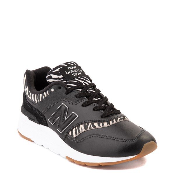alternate image alternate view Womens New Balance 997H Athletic Shoe - Black / ZebraALT5