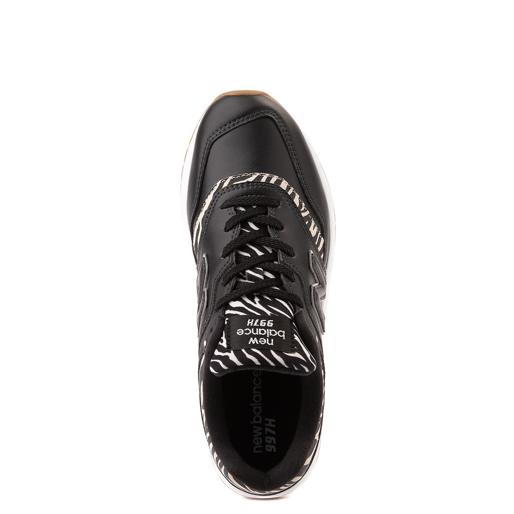 cheque Nacional jugador  Womens New Balance 997H Athletic Shoe - Black / Zebra | JourneysCanada