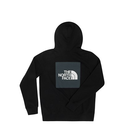 Alternate view of Mens The North Face 2.0 Box Hoodie - Black