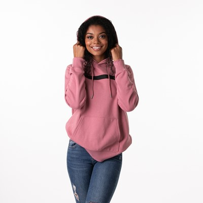 Alternate view of Womens The North Face Edge To Edge Hoodie - Mesa Rose