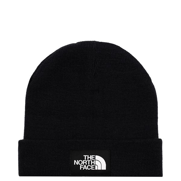 Main view of The North Face Dock Worker Recycled Beanie - Black