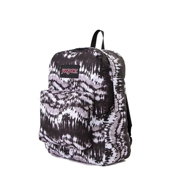 alternate view JanSport Superbreak Plus Backpack - Super BlazedALT4