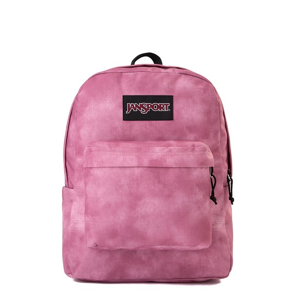 Main view of JanSport Superbreak Plus Backpack - Blackberry Wash