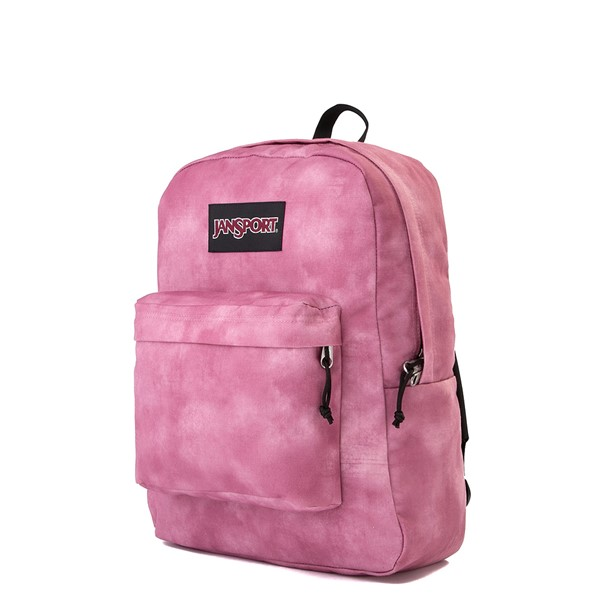 alternate image alternate view JanSport Superbreak Plus Backpack - Blackberry WashALT4B