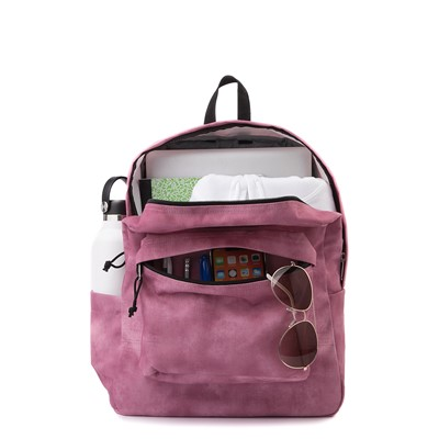 Alternate view of JanSport Superbreak Plus Backpack - Blackberry Wash