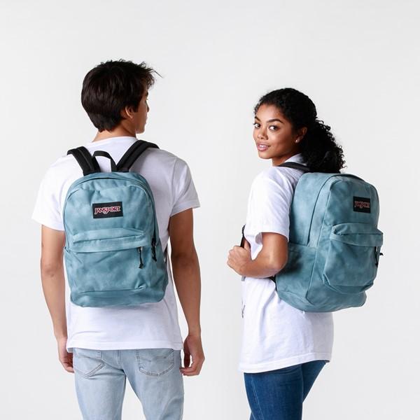 alternate view JanSport Superbreak Plus Backpack - Moon WashALT1BADULT