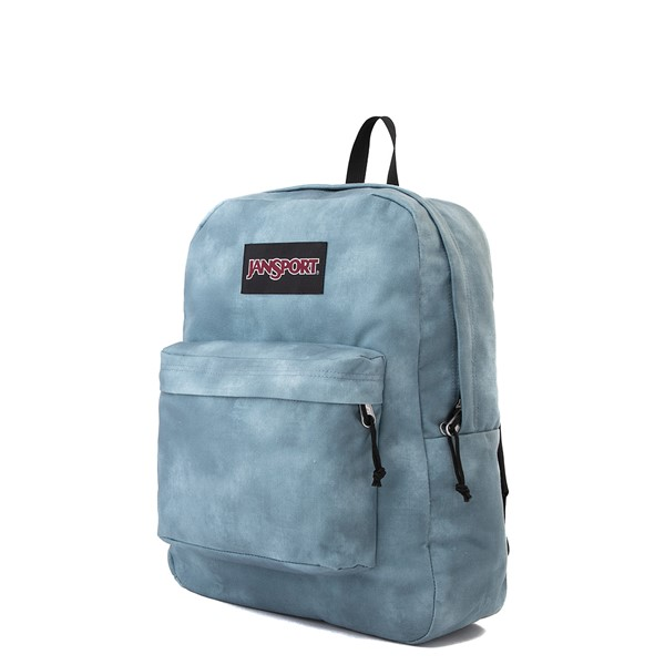 alternate view JanSport Superbreak Plus Backpack - Moon WashALT4