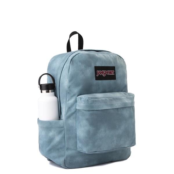 alternate view JanSport Superbreak Plus Backpack - Moon WashALT4B
