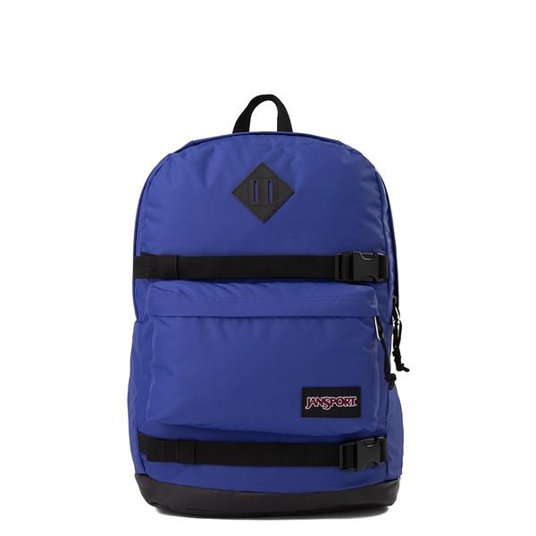 Main view of JanSport West Break Backpack - Violet