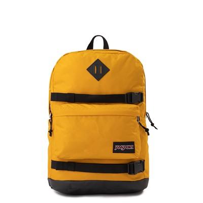 Main view of JanSport West Break Backpack - Mustard
