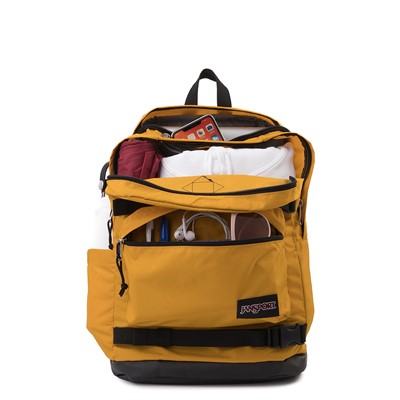 Alternate view of JanSport West Break Backpack - Mustard