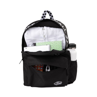 Alternate view of Vans Street Sporty Realm Backpack - Black / White