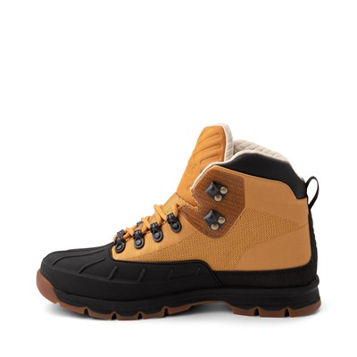 Alternate view of Mens Timberland Euro Hiker Shell-Toe Jacquard Boot - Wheat