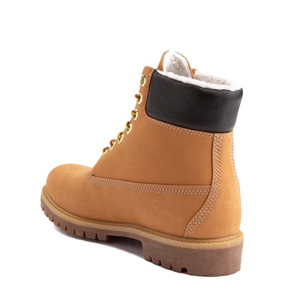 """Alternate view of Mens Timberland 6"""" Warm Boot - Wheat"""