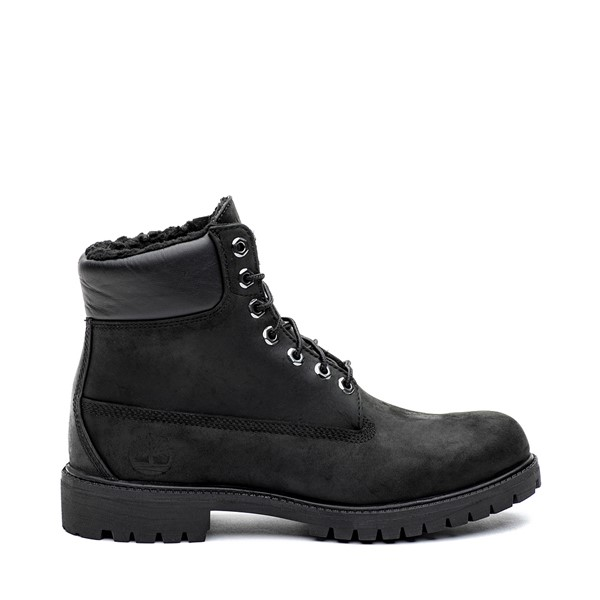 "Main view of Mens Timberland 6"" Warm Boot - Black"