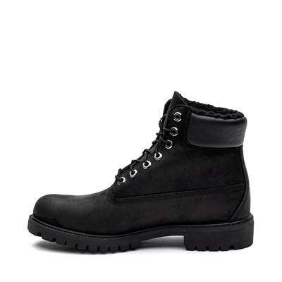 "Alternate view of Mens Timberland 6"" Warm Boot - Black"