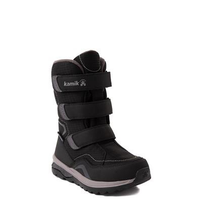 Alternate view of Kamik Chinook Hi Boot - Little Kid - Black
