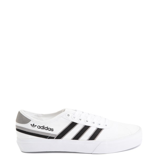 Main view of Mens adidas Delpala Athletic Shoe - White