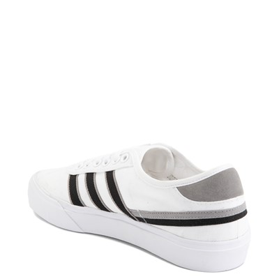 Alternate view of Mens adidas Delpala Athletic Shoe - White