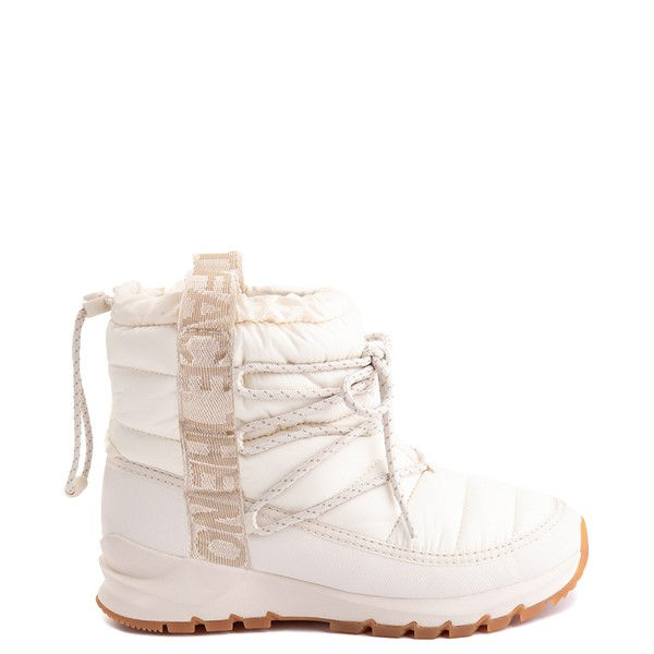Main view of Womens The North Face Thermoball™ Boot - White