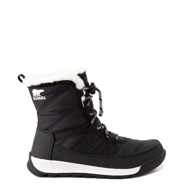 Main view of Sorel Whitney™ II Short Boot - Little Kid / Big Kid - Black