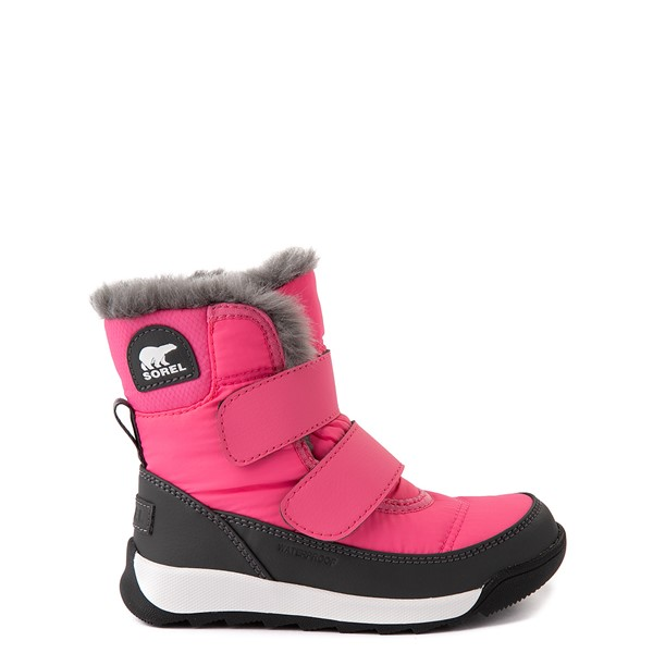 Main view of Sorel Whitney™ II Strap Boot - Toddler / Little Kid - Tropic Pink