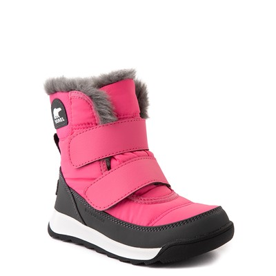 Alternate view of Sorel Whitney™ II Strap Boot - Toddler / Little Kid - Tropic Pink