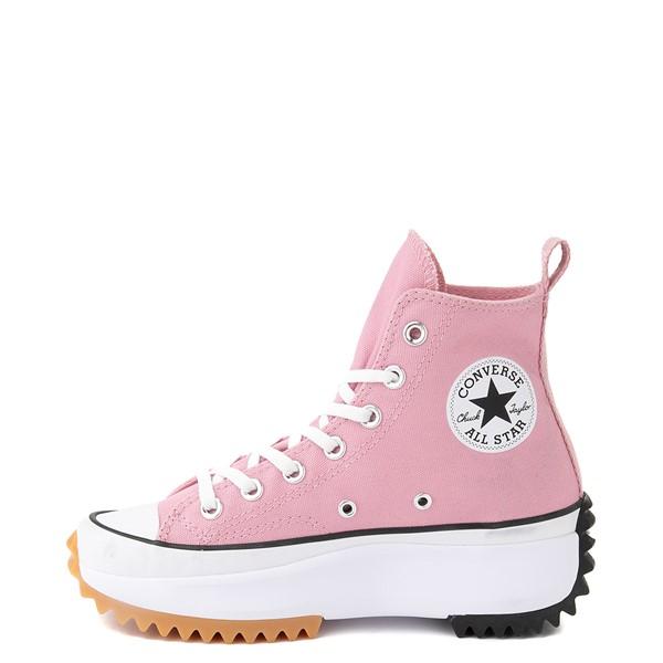alternate image alternate view Converse Run Star Hike Platform Sneaker - Lotus Pink / Black / GumALT1