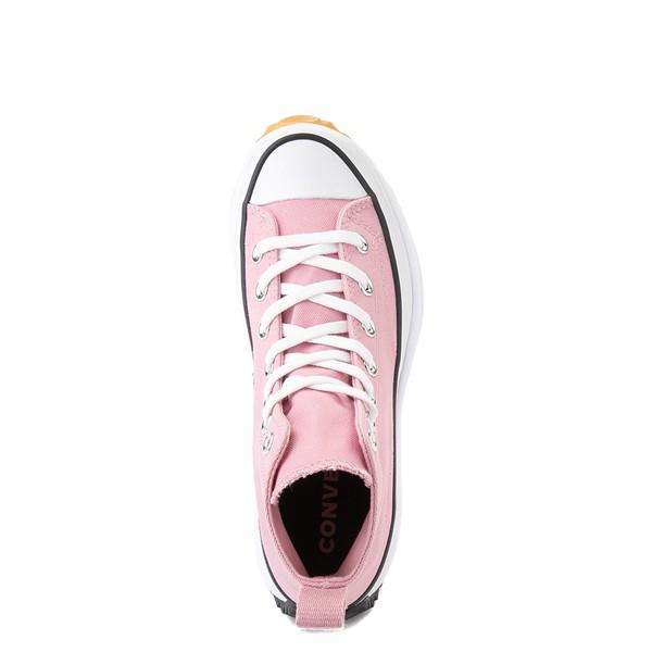alternate image alternate view Converse Run Star Hike Platform Sneaker - Lotus Pink / Black / GumALT2