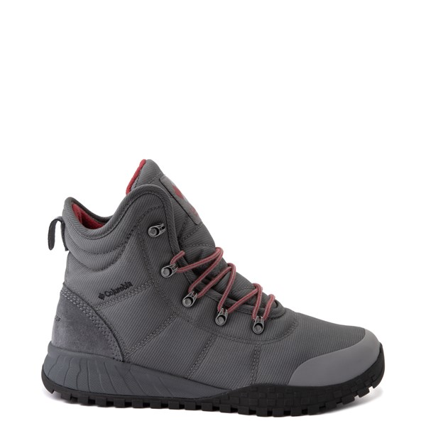 Mens Columbia Fairbanks Boot - Grey