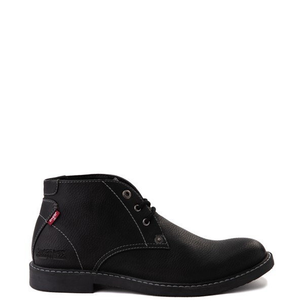 Mens Levi's Monroe Chukka Boot - Black