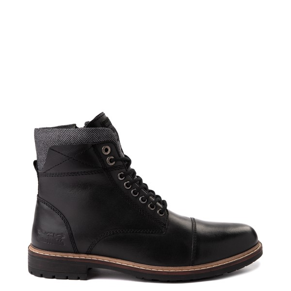 Main view of Mens Levi's Brindley Boot - Black