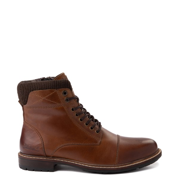 Main view of Mens Levi's Brindley Boot - Tan
