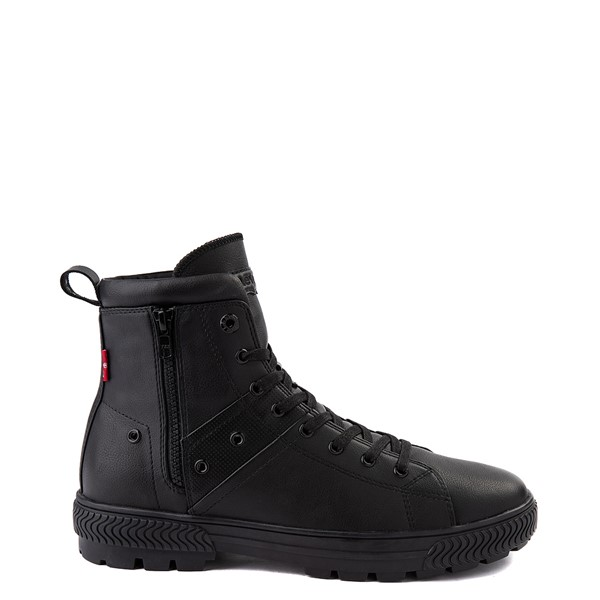 Main view of Mens Levi's Sahara 2 Boot - Black Monochrome