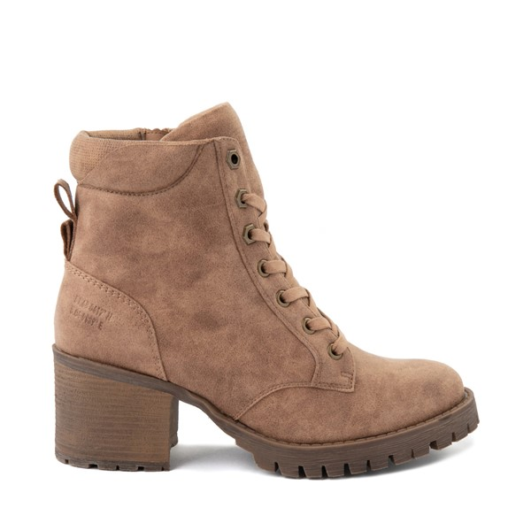 Womens Bullboxer Kelsey Ankle Boot - Fawn