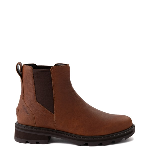 Main view of Womens Sorel Lennox™ Chelsea Boot - Velet Tan