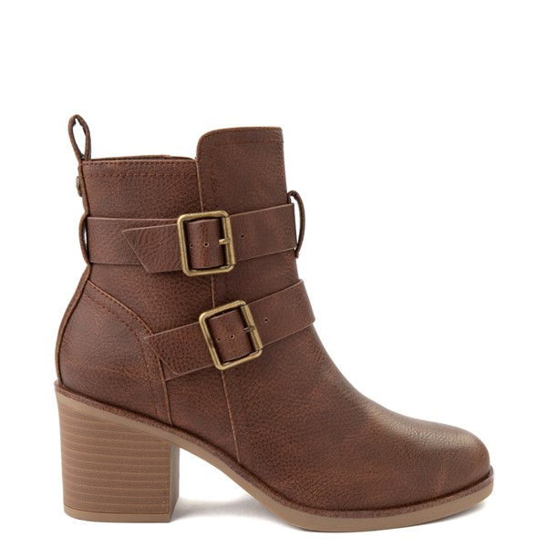 Main view of Womens MIA Katharine Ankle Boot - Luggage