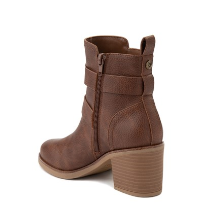 Alternate view of Womens MIA Katharine Ankle Boot - Luggage