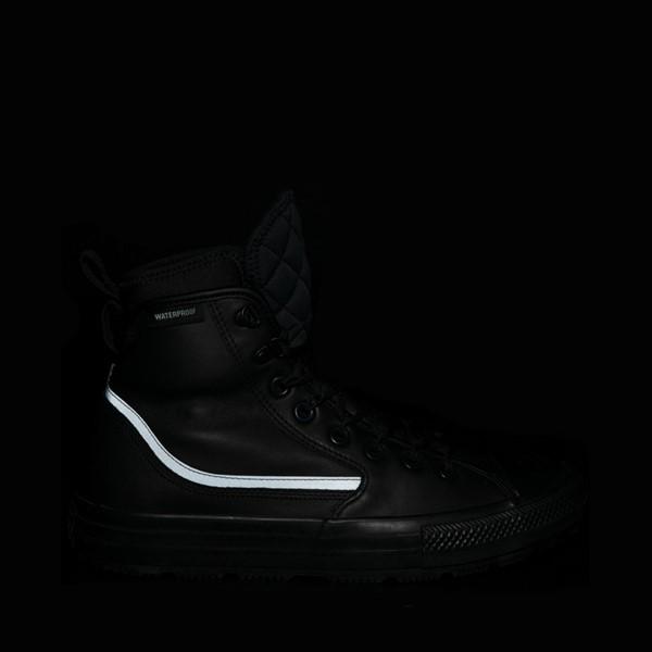 alternate image alternate view Converse Utility All Terrain Chuck Taylor All Star Hi Sneaker - Black MonochromeALT1