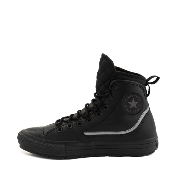 alternate image alternate view Converse Utility All Terrain Chuck Taylor All Star Hi Sneaker - Black MonochromeALT1B