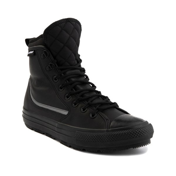 alternate image alternate view Converse Utility All Terrain Chuck Taylor All Star Hi Sneaker - Black MonochromeALT5