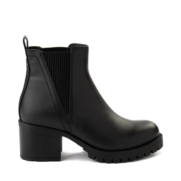 Main view of Womens MIA Laren Chelsea Boot - Black
