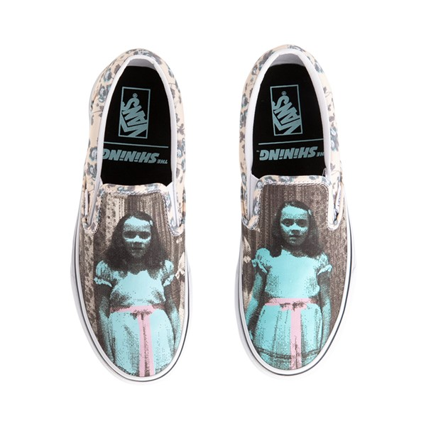 Main view of Vans x Horror Slip On The Shining Skate Shoe - Multicolor