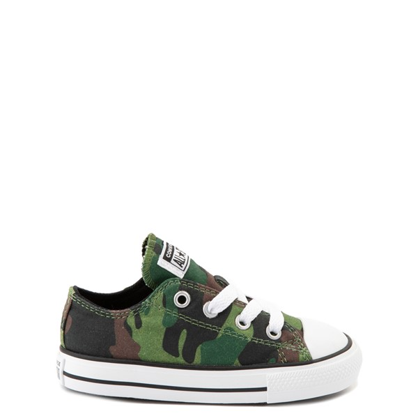 Main view of Converse Chuck Taylor All Star Lo Sneaker - Baby / Toddler - Camo