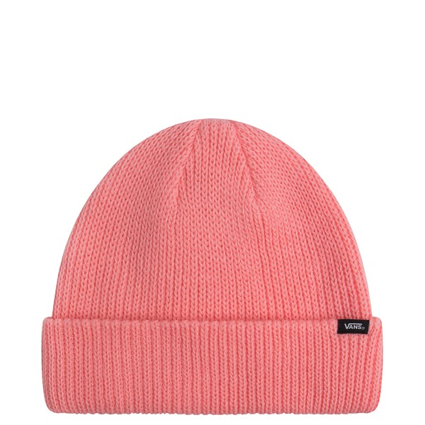 Main view of Vans Core Basics Beanie - Flamingo