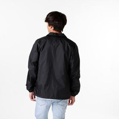 Alternate view of Mens Vans Torrey Coaches Jacket - Black